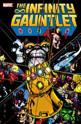 Infinity Gauntlet by