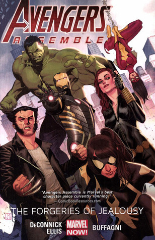 Avengers Assemble: The Forgeries of Jealousy by Kelly Sue DeConnick
