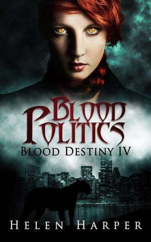 Blood Politics by Helen Harper