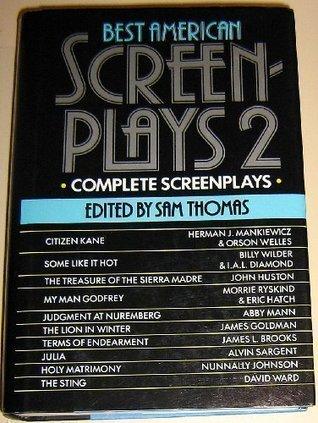 Best American Screenplays#2 (Best American Screenplays) by Sam Thomas