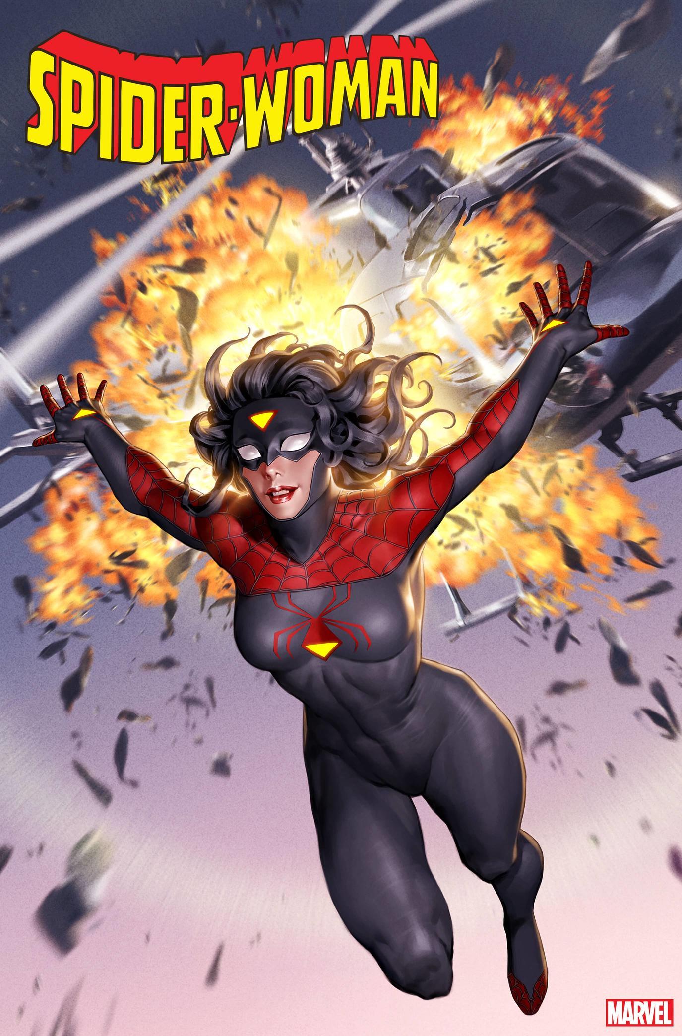 Spider-Woman, Vol. 1: Bad Blood by Karla Pacheco, Pere Pérez