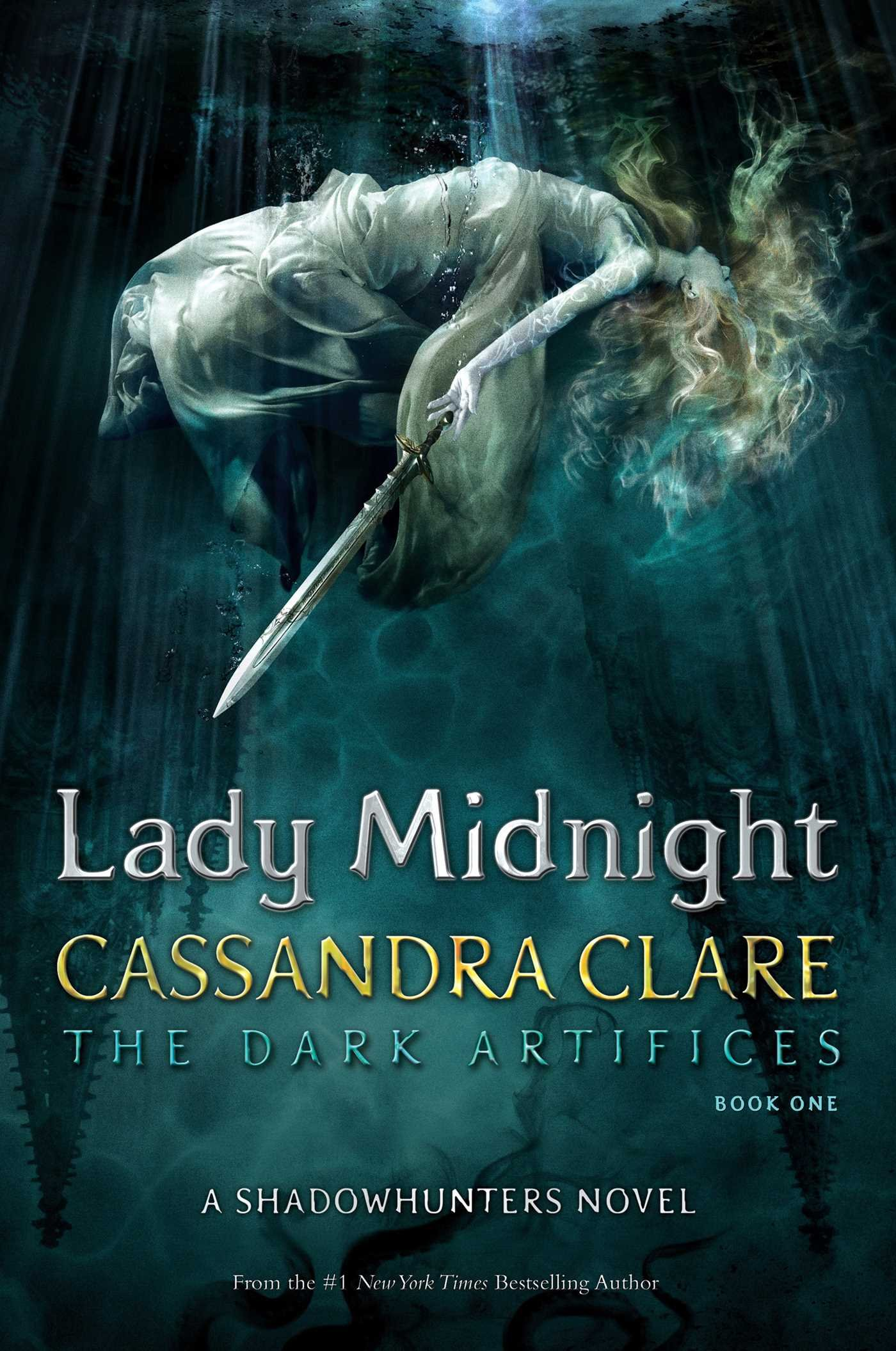 Lady Midnight by Cassandra Clare