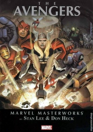 Marvel Masterworks: The Avengers, Vol. 2 by Dick Ayers, Larry Lieber, Don Heck, Paul Laiken, Stan Lee, Jack Kirby