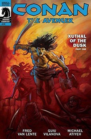 Conan the Avenger #13 by Guiu Vilanova, Fred Van Lente