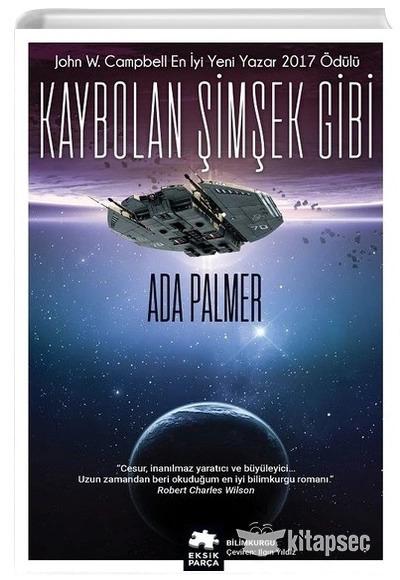 Kaybolan Şimşek Gibi by Ada Palmer