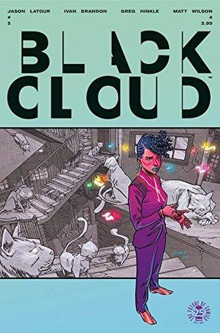 Black Cloud #4 by Jason Latour, Ivan Brandon, Matt Wilson, Greg Hinkle