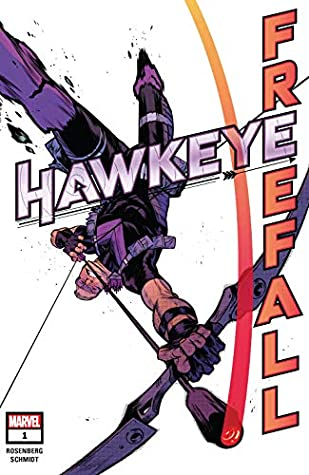 Hawkeye: Freefall #1 by Matthew Rosenberg, Kim Jacinto, Otto Schmidt