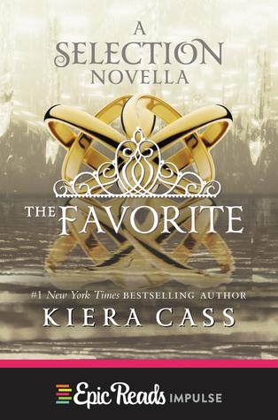 The Favorite by Kiera Cass