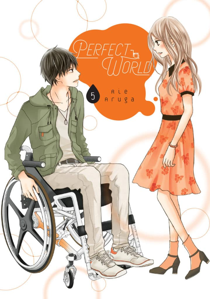 Perfect World, Volume 5 by Rie Aruga