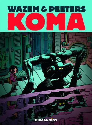 Koma by Pierre Wazem, Frederik Peeters