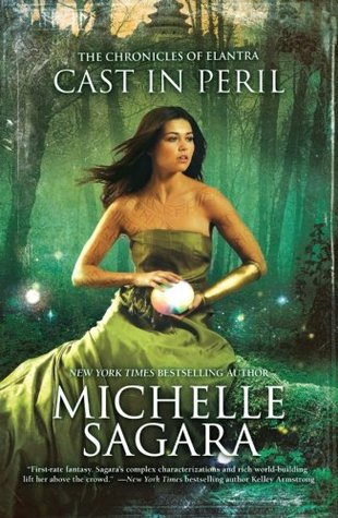 Cast in Peril by Michelle Sagara West, Michelle Sagara