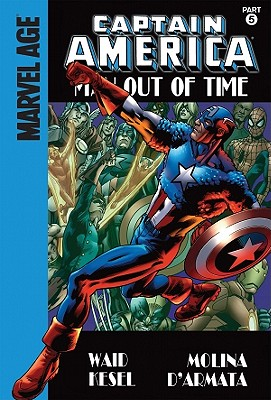 Man Out of Time, Part 5 by Mark Waid