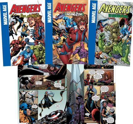 The Avengers by Jeff Parker