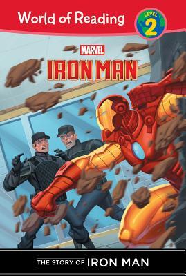 Iron Man: The Story of Iron Man by Thomas Macri