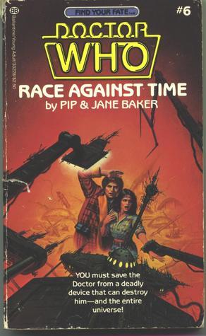 Race Against Time by Jane Baker, Pip Baker