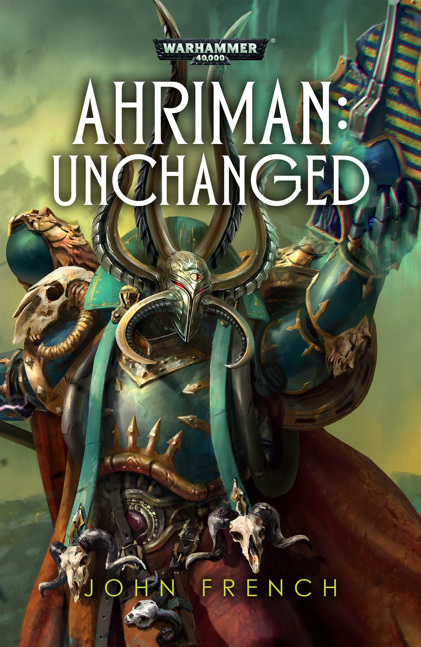 Ahriman: Unchanged by John French