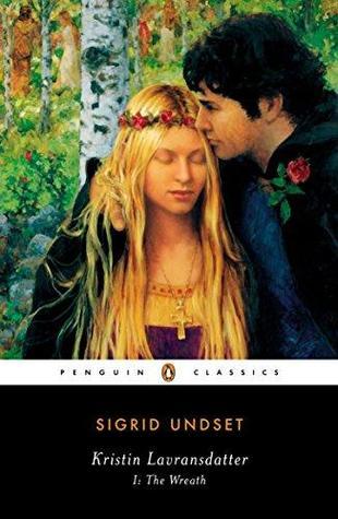 The Wreath by Tiina Nunnally, Sigrid Undset