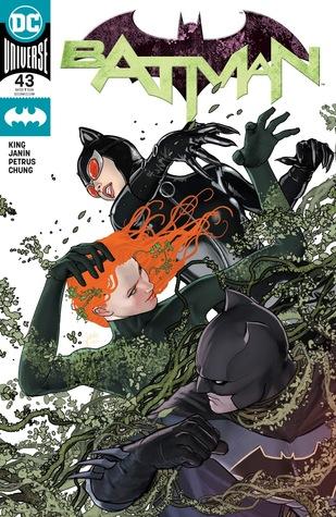 Batman #43 by Tom King, Mikel Janín, June Chung