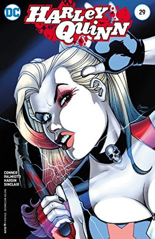 Harley Quinn (2013- ) #29 by Chad Hardin, Jimmy Palmiotti, Amanda Conner