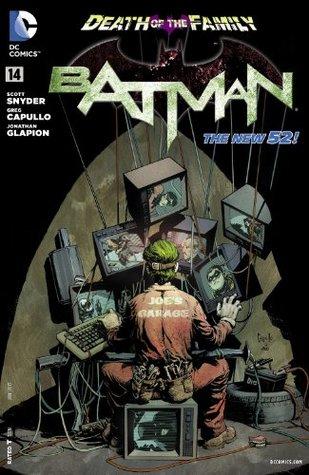 Batman (2011-2016) #14 by Scott Snyder, Greg Capullo, James Tynion IV, Jock