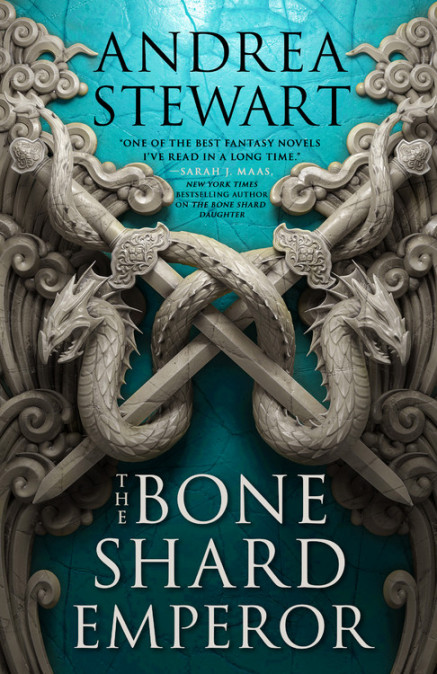 The Bone Shard Emperor by Andrea Stewart