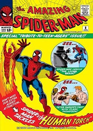 Amazing Spider-Man (1963-1998) #8 by Steve Ditko, Stan Lee