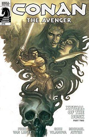 Conan the Avenger #14 by Guiu Vilanova, Fred Van Lente