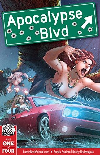 Apocalypse Blvd #1 by Buddy Scalera, Grant Shorter