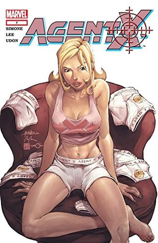 Agent X #7 by Gail Simone, UDON