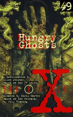 Hungry Ghosts by Cliff Nielsen, Ellen Steiber