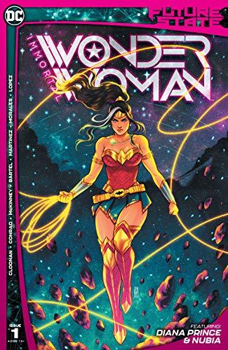 Future State: Immortal Wonder Woman #1 by Michael Conrad, Becky Cloonan, Jen Bartel