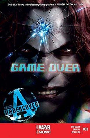 Avengers Undercover #3 by Dennis Hopeless, Timothy Green II, Francesco Mattina