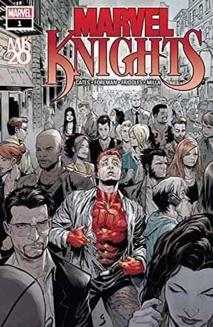 Marvel Knights: 20th (2018-) #1 by Geoff Shaw, Donny Cates, Travel Foreman
