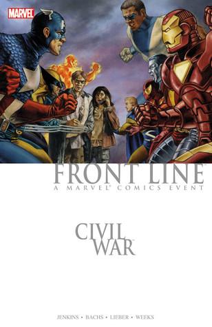 Civil War: Front Line by Steve Lieber, Ramón F. Bachs, Paul Jenkins, Lee Weeks