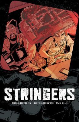 Stringers by Marc Guggenhiem