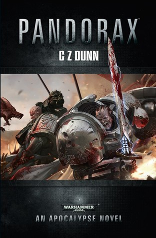 Pandorax by C.Z. Dunn