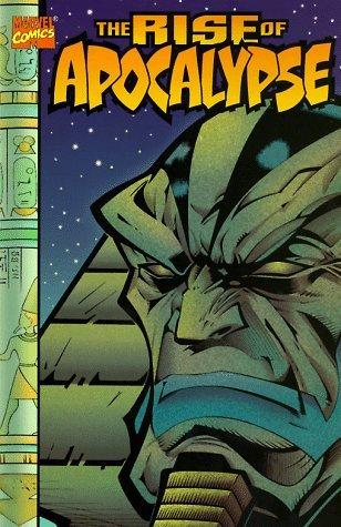 X-Men: The Rise of Apocalypse by Terry Kavanagh, James Felder, Adam Pollina, Mark Morales