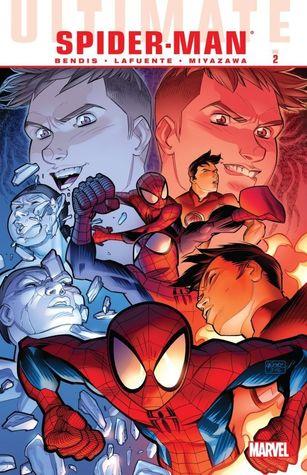 Ultimate Comics Spider-Man, Volume 2: Chameleons by Brian Michael Bendis, Akeshi Miyazawa, David Lafuente