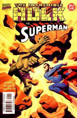 The Incredible Hulk vs. Superman by Jim Novak, Roger Stern, Steve Rude, Al Milgrom