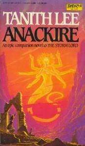Anackire by Tanith Lee