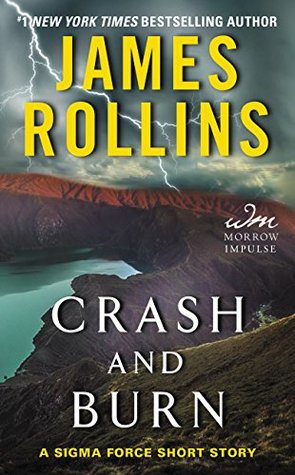 Crash and Burn by James Rollins