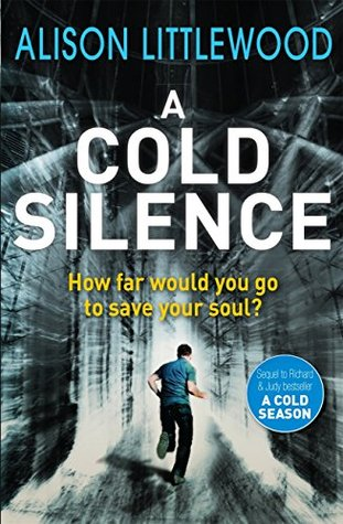 A Cold Silence by Alison Littlewood