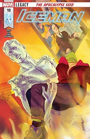 Iceman #10 by Kevin Wada, Robert Gill, Sina Grace