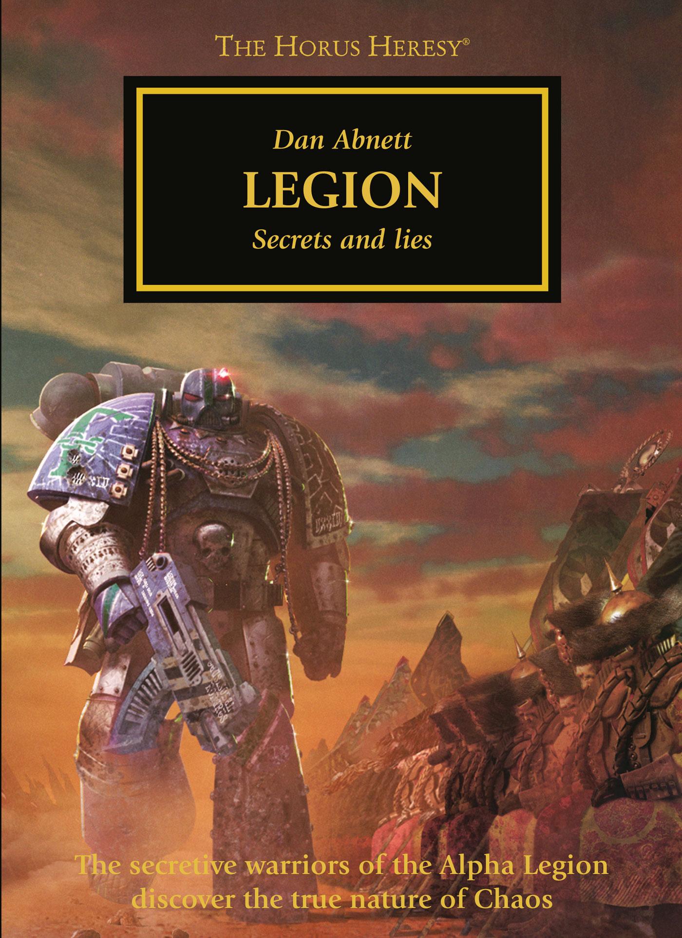 Legion by Dan Abnett