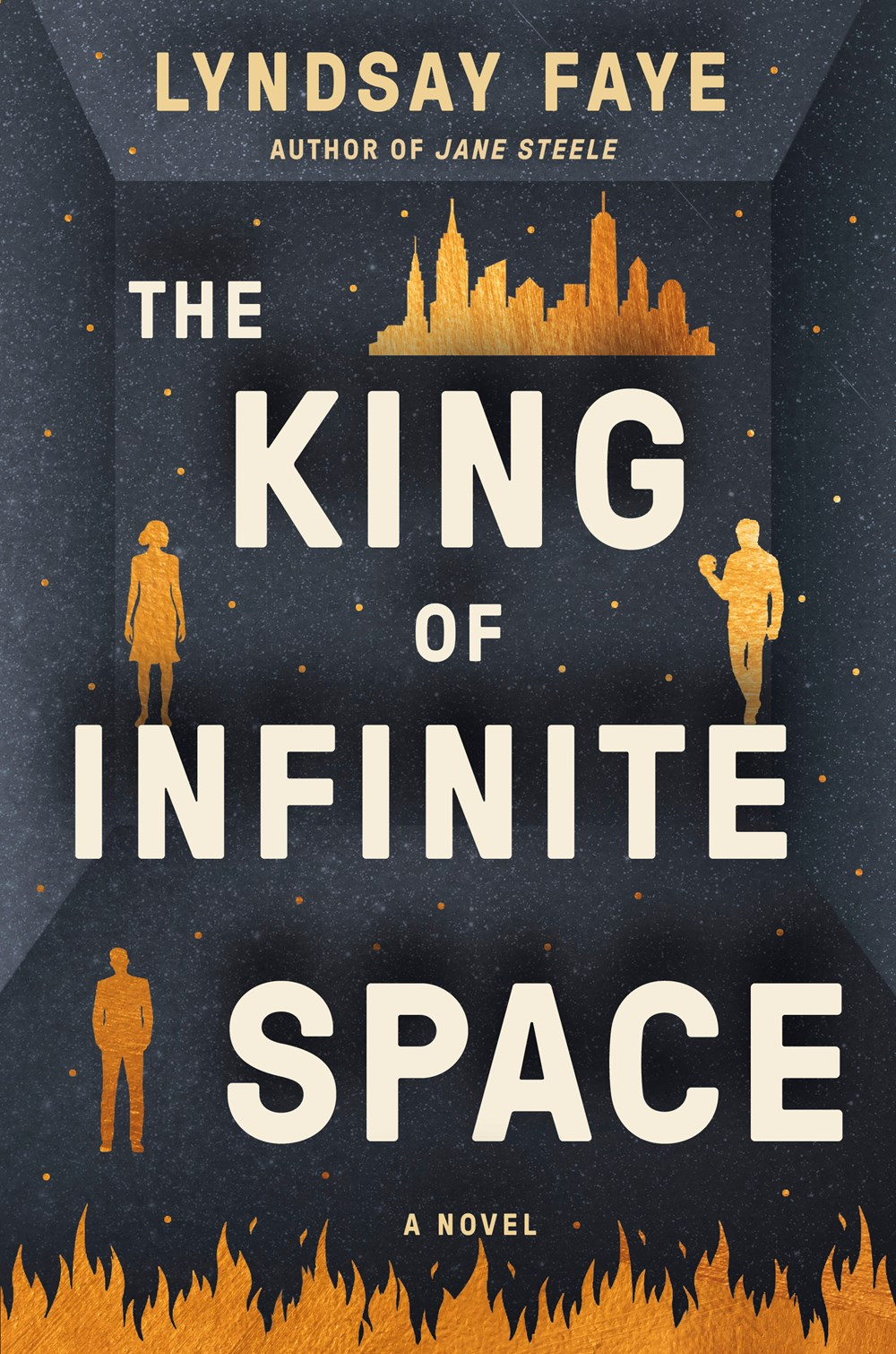 The King of Infinite Space by Lyndsay Faye