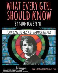What Every Girl Should Know by Monica Byrne