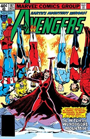 Avengers (1963-1996) #187 by Mark Gruenwald, Steven Grant, David Michelinie, John Byrne, Terry Austin, Gaspar Saladino