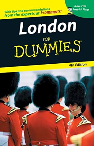 London For Dummies by Donald Olson