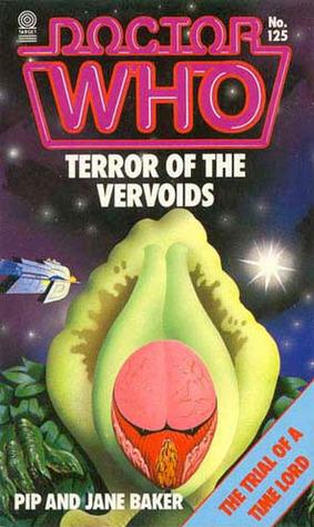 Doctor Who: Terror of the Vervoids by Jane Baker, Pip Baker