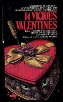 14 Vicious Valentines by Rosalind M. Greenberg, Martin Harry Greenberg, Charles G. Waugh